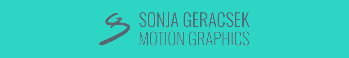 Sonja Geracsek Motion Graphics