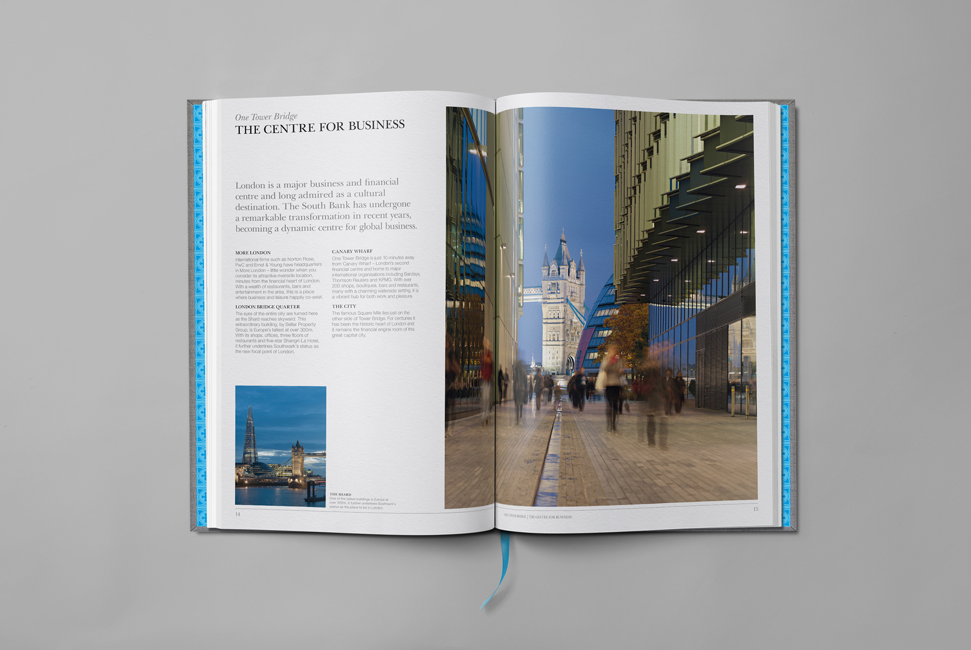 Andy Mosley - One Tower Bridge Property Brochure