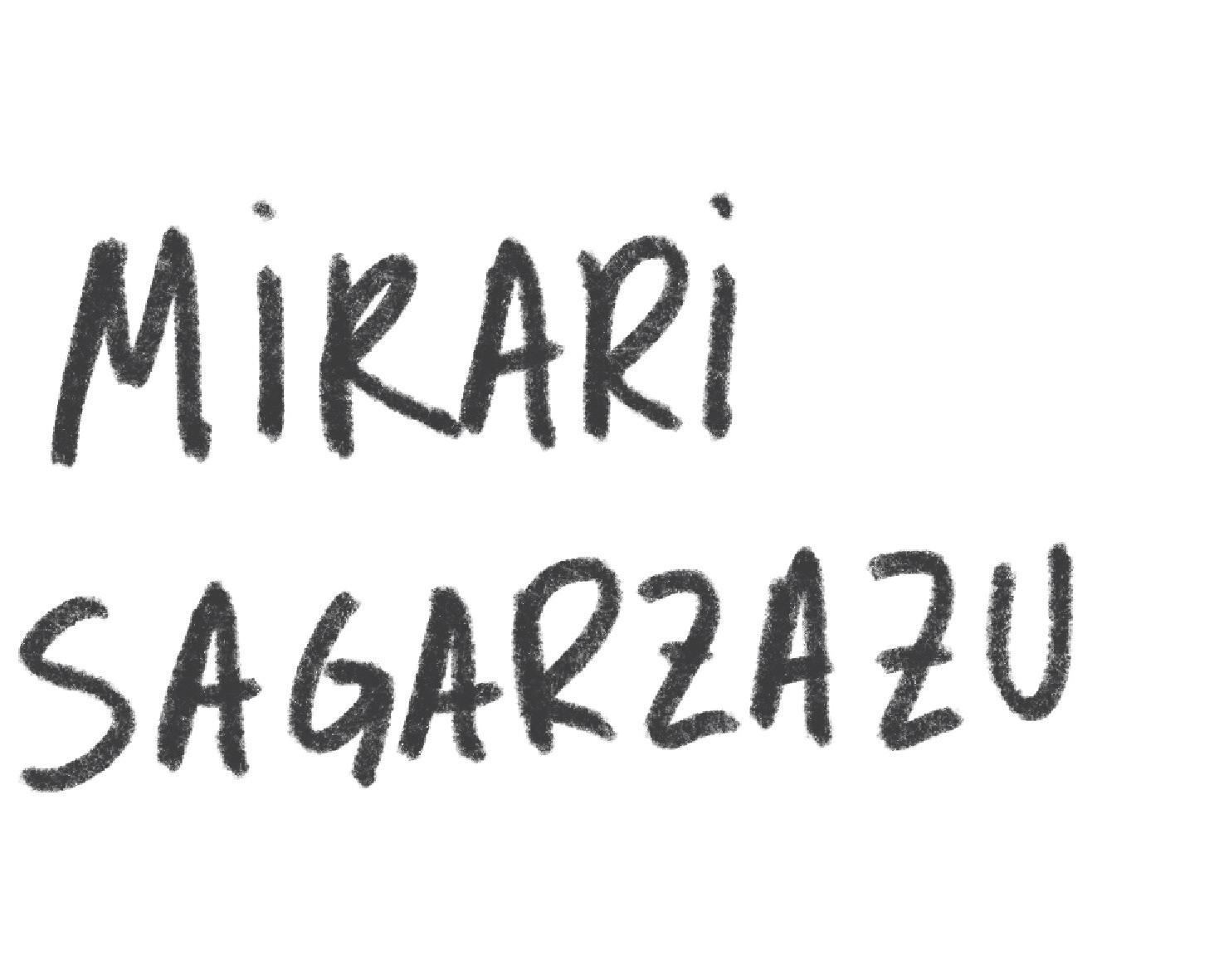 Mirari Sagarzazu Sacristán