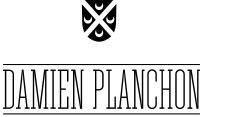 Damien Planchon