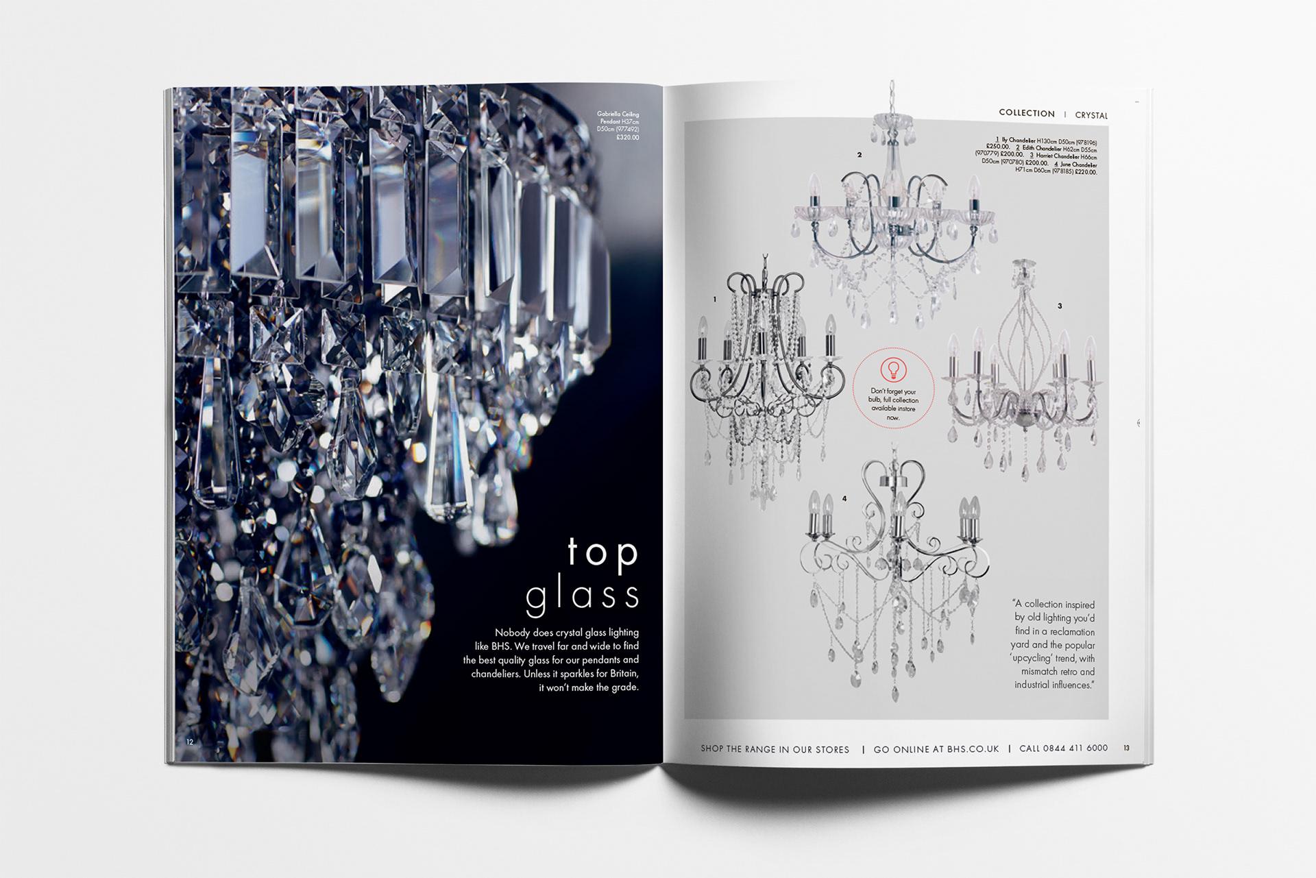 Marina kozlova art direction design bhs lighting brochure art direction design arubaitofo Image collections