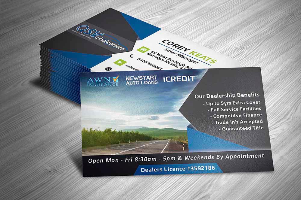 CK Media - Business Cards