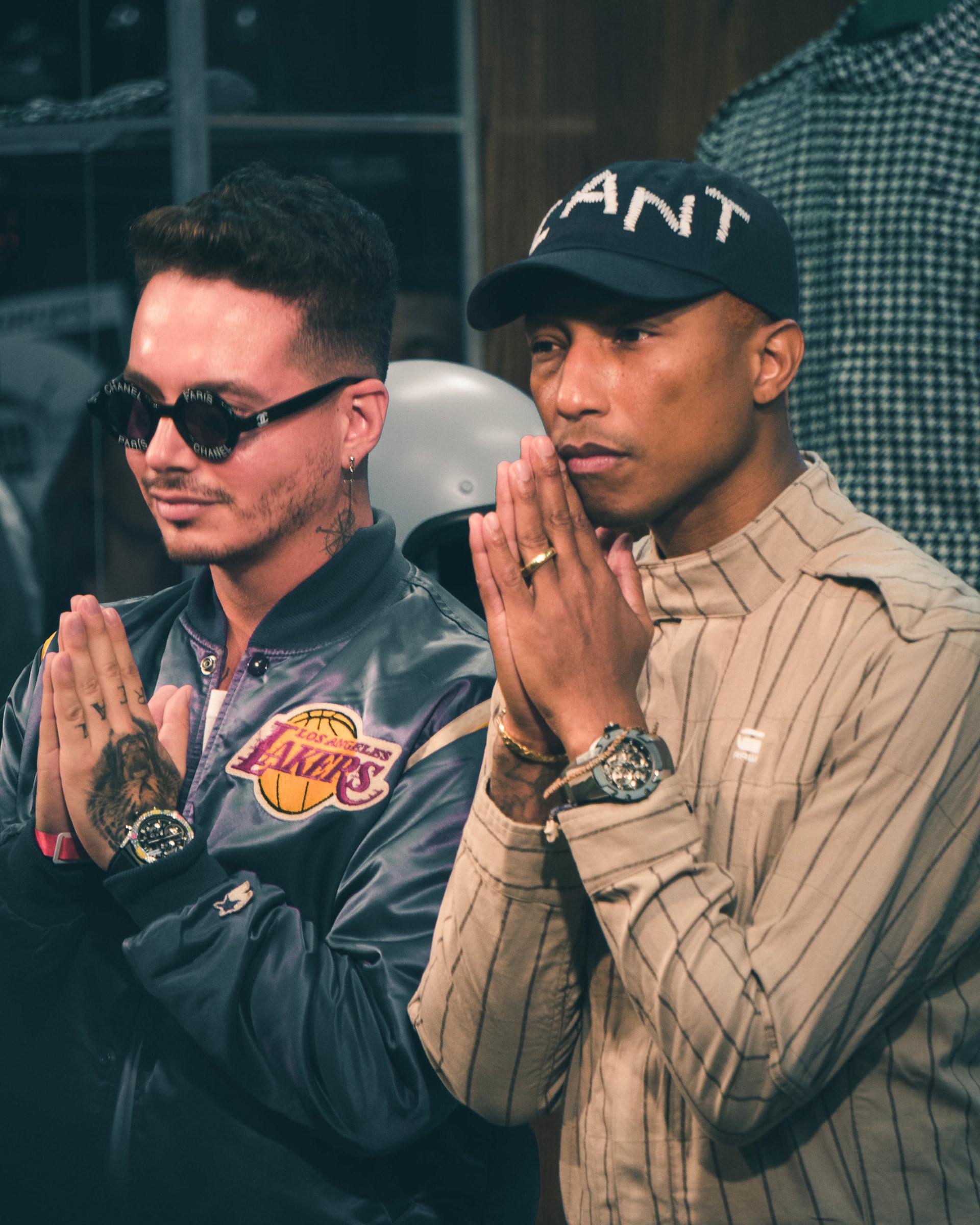 Pharrell im a hustler — 2