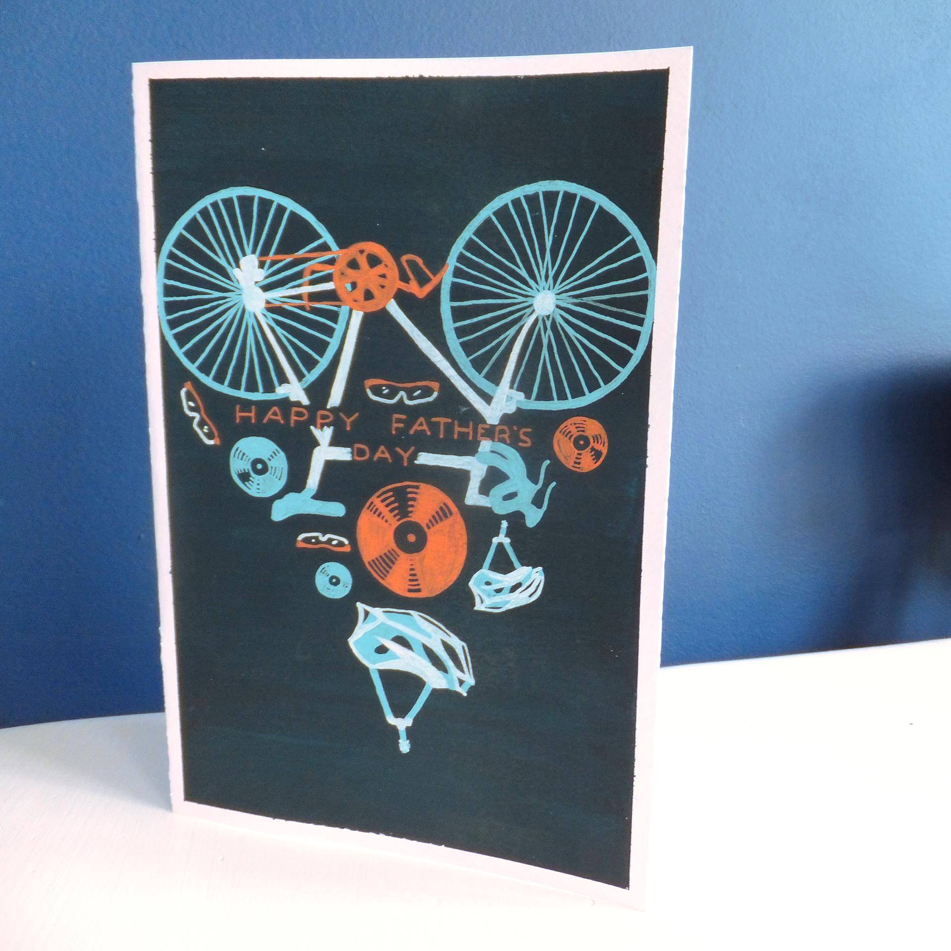 Ellen R Hudson Handmade Illustrated Greeting Cards