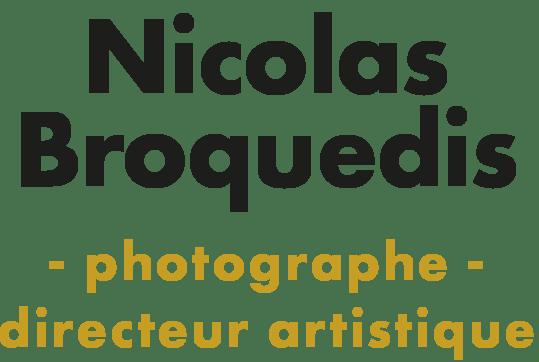 NICOLAS BROQUEDIS PHOTOGRAPHE