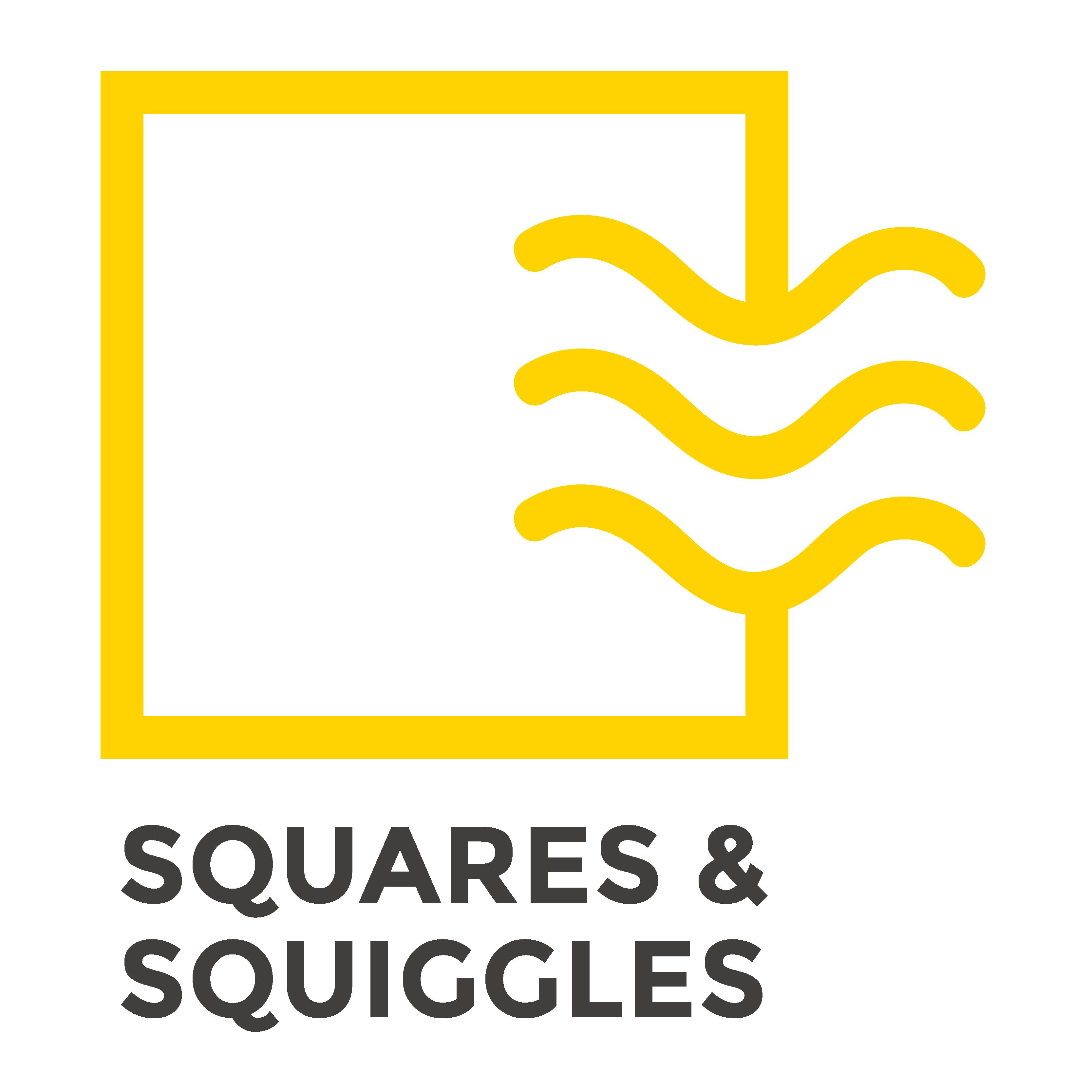 Squares Squiggles