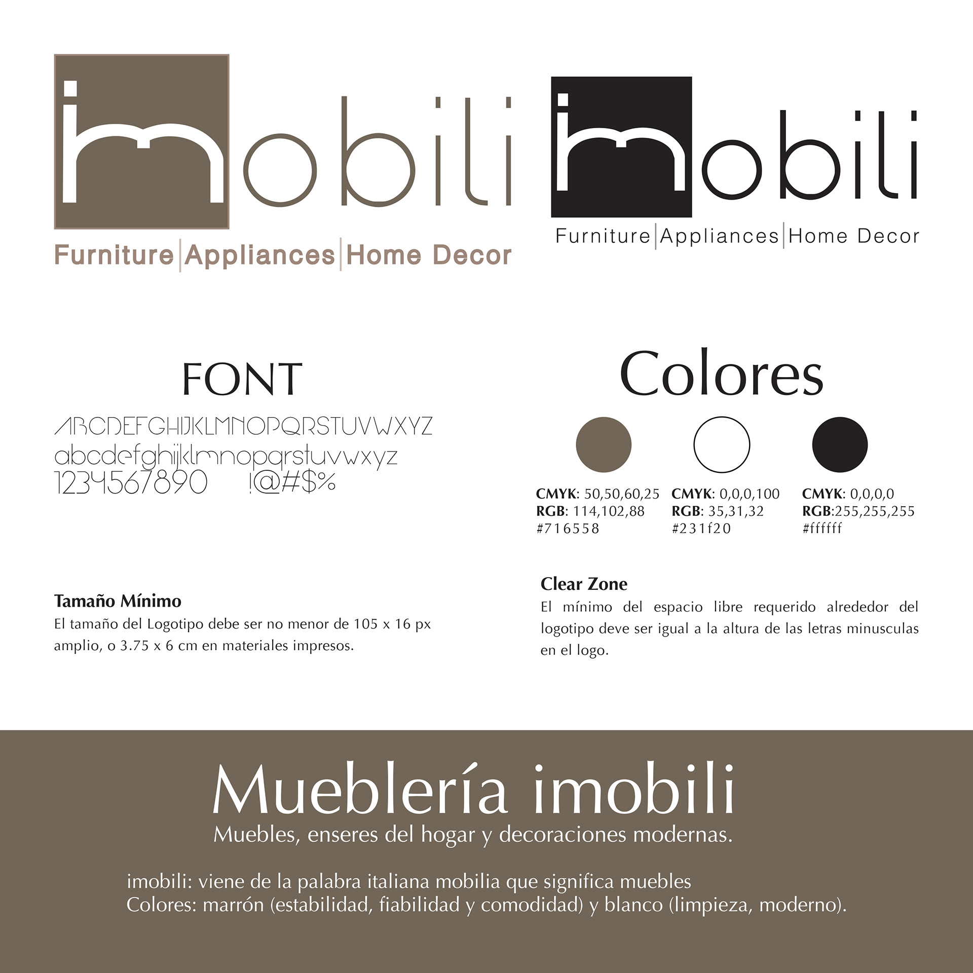 Glorimar Soto Imobili Branding # Muebles Westinghouse