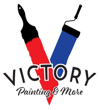 l j gouveia victory painting logo