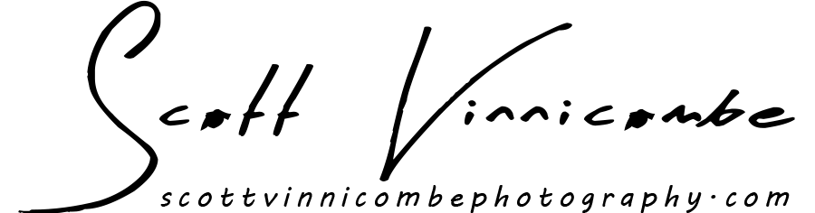 Scott Vinnicombe Photography Logo