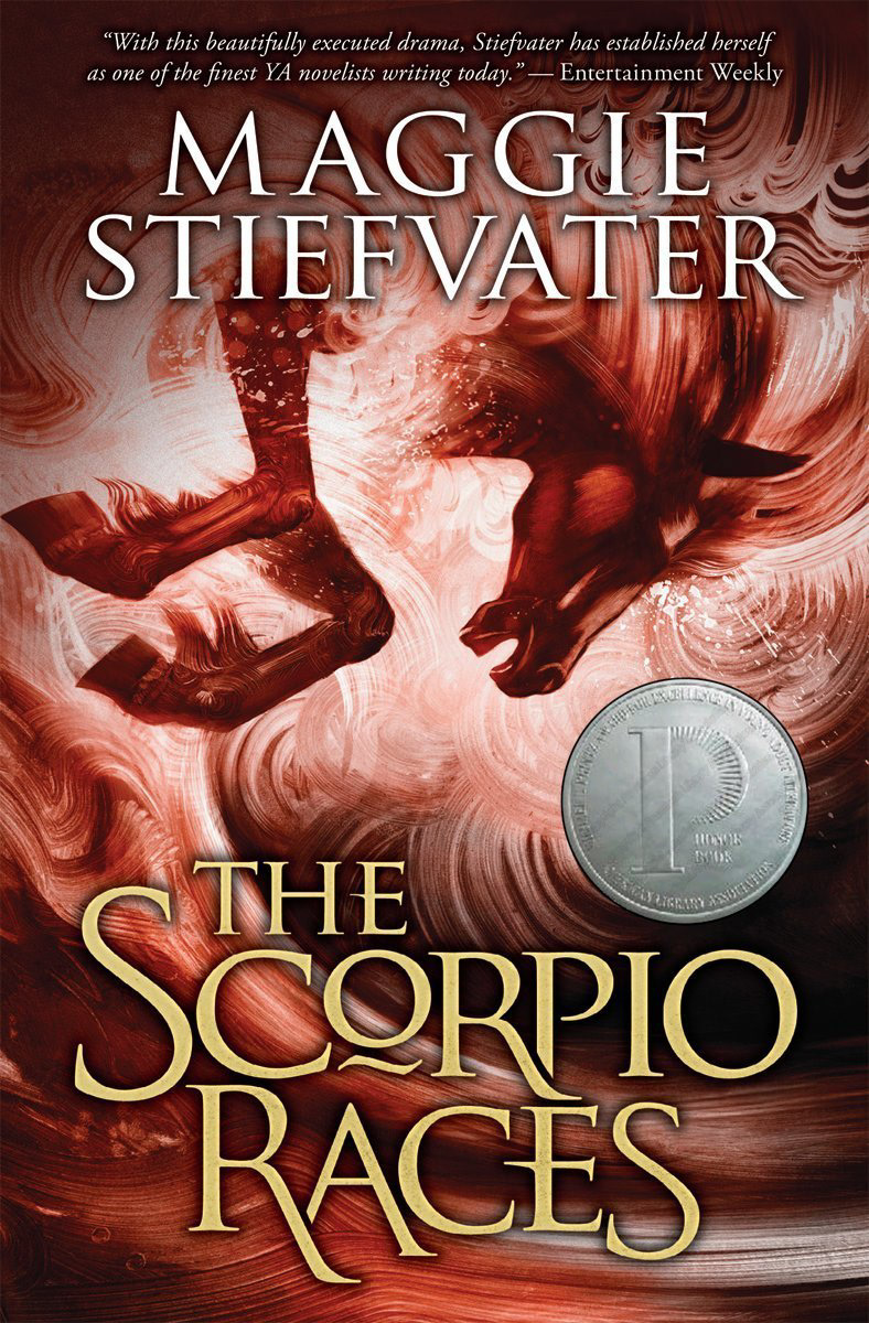 The Scorpio Races by Maggie Stiefvater from Scholastic Publishing
