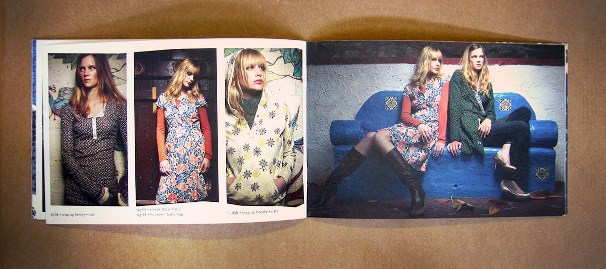 a2cc41fbcbae Ed Martin - Porridge Clothing Lookbook Brochure