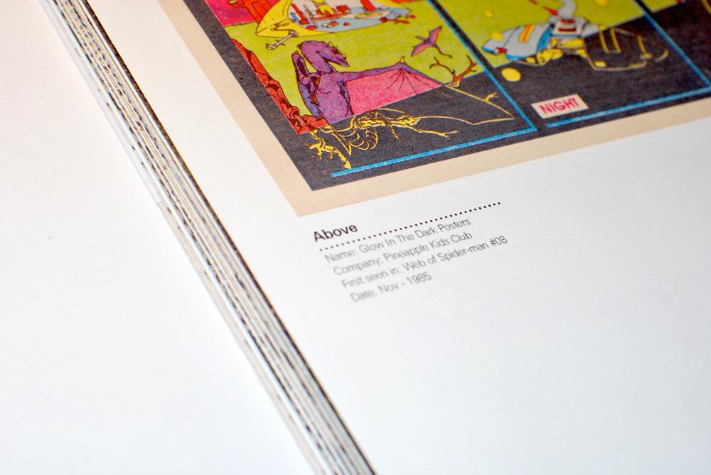 Arthur Bradley Comic Book Advert Catalogue