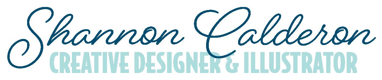 Shannon Calderon Creative Designer Illustrator