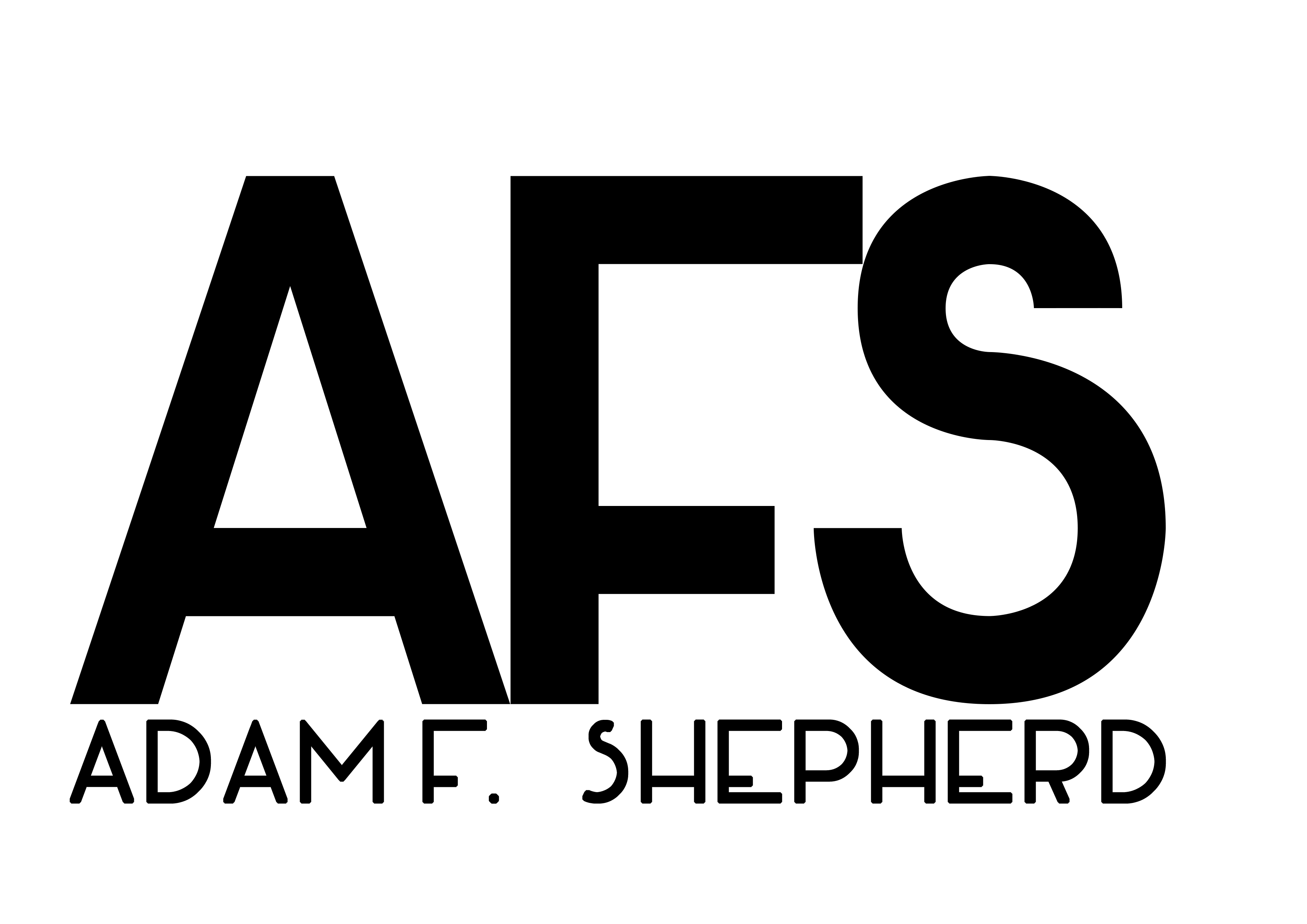 Adam F. Shepherd