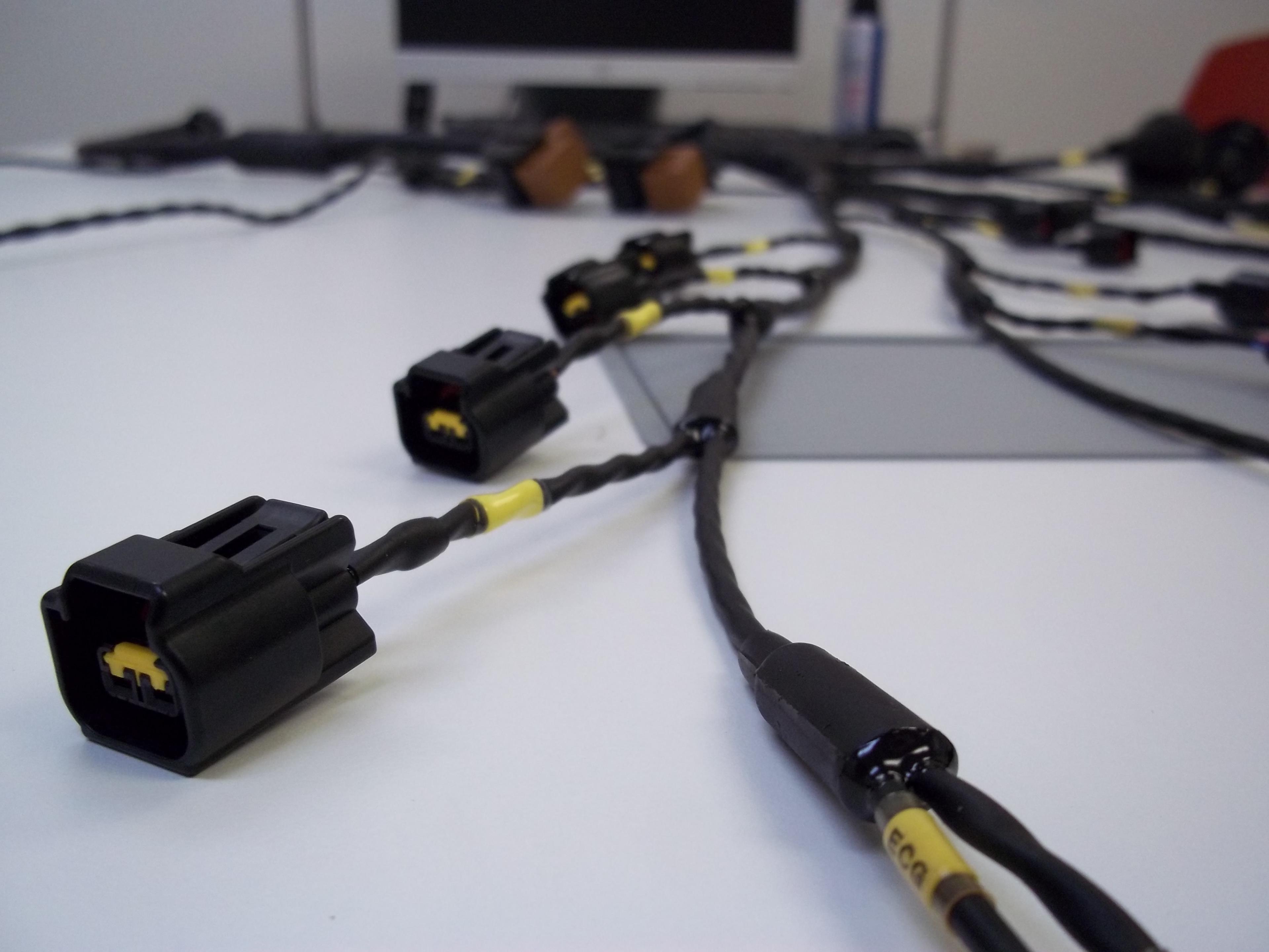 Zac Perkins Portfolio Motorsports Electronics Mil Spec Motec Bmw E30 Wiring Harness Connectors Vi Pec I44 System Integrated M3
