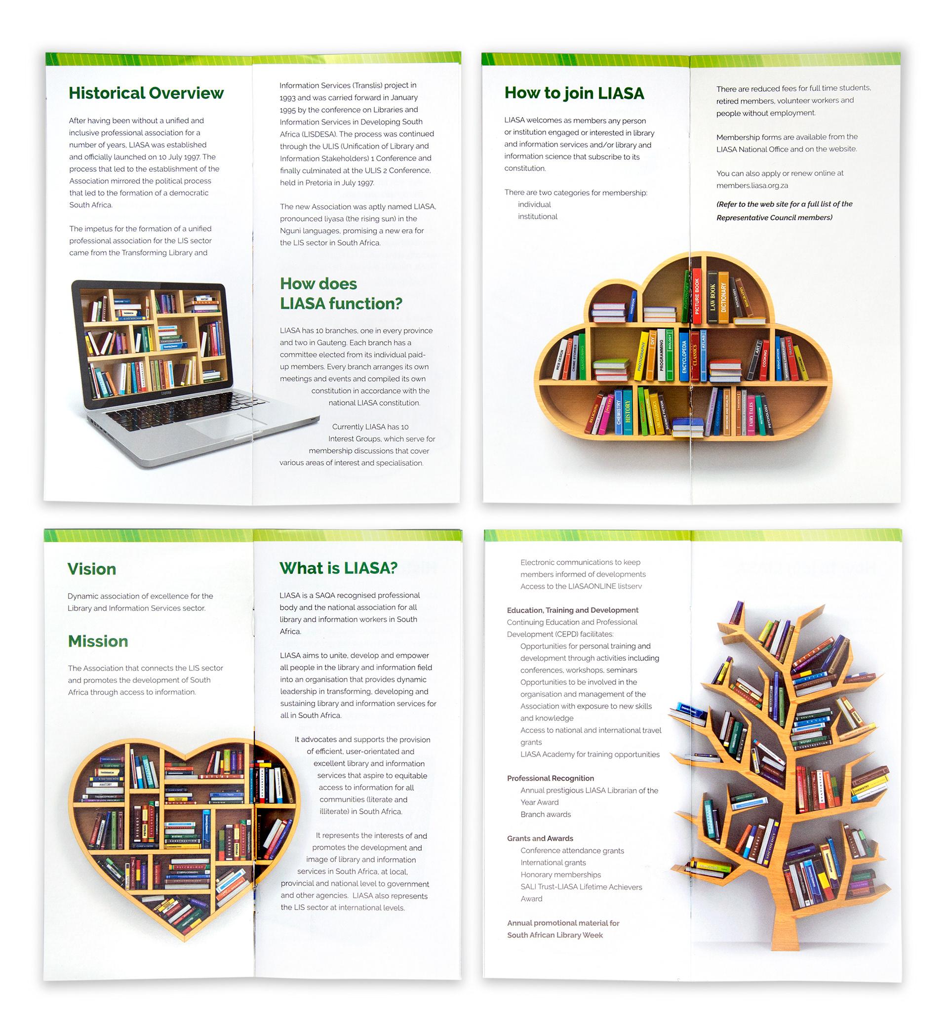 anthony dalton liasa information brochure