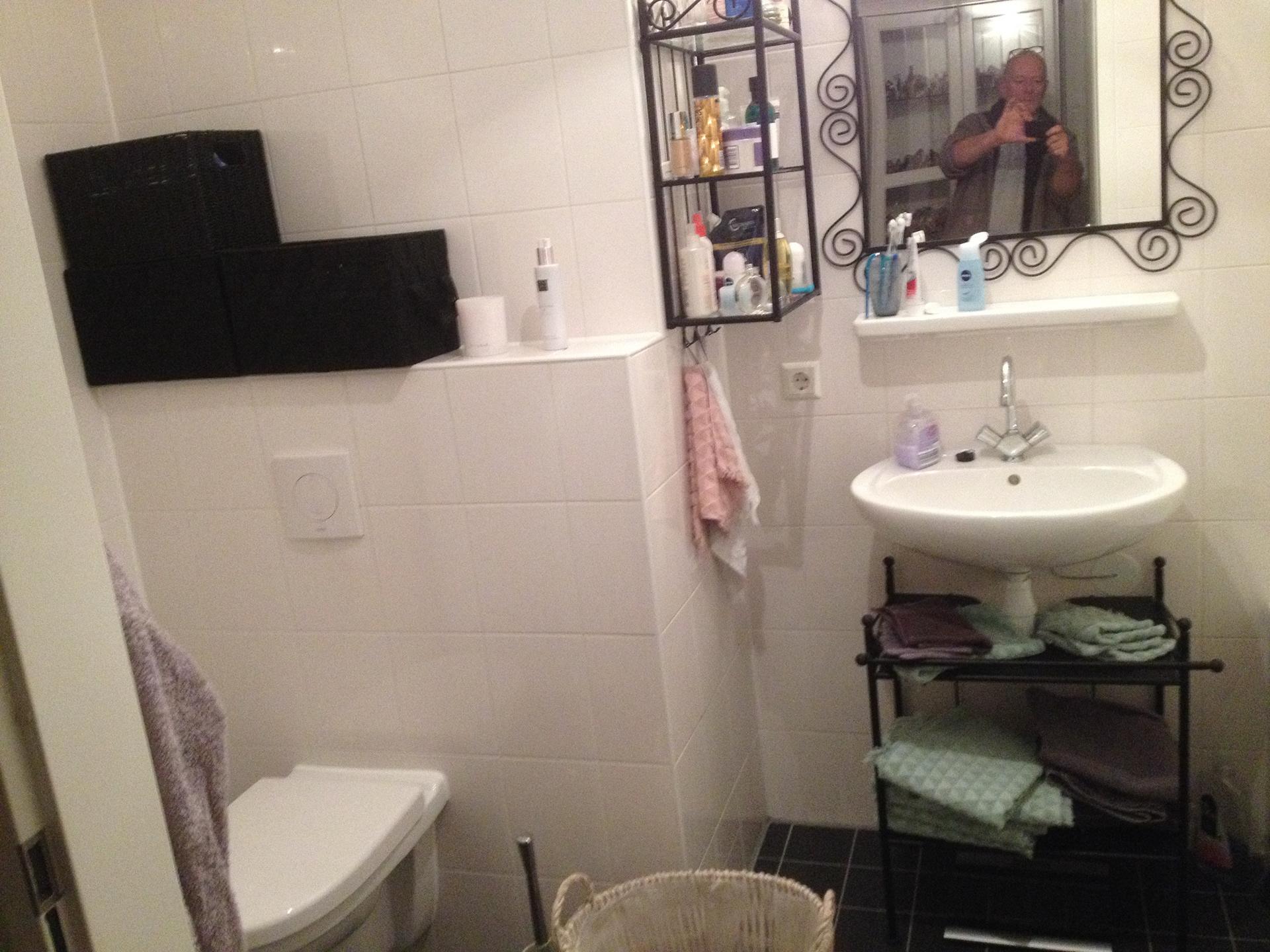 Bart van oorschot badkamer